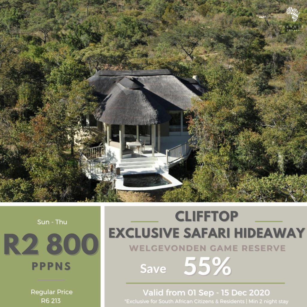 Clifftop Asante Travel
