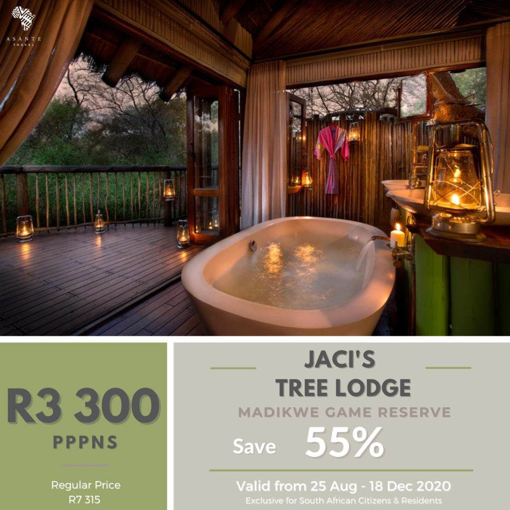 Jacis Tree Lodge Asante Travel