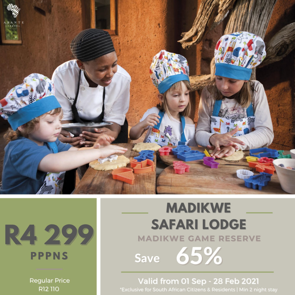 Madikwe Asante Travel