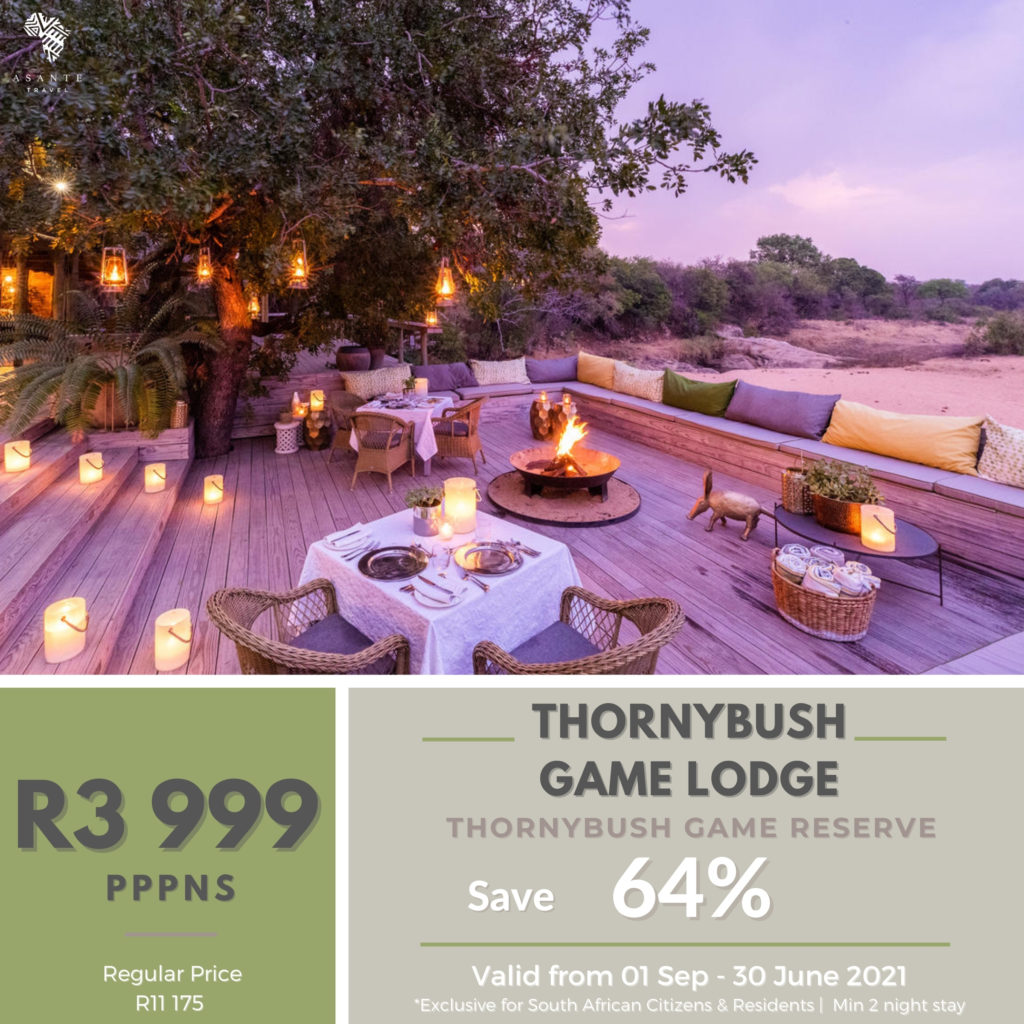 Thornybush Asante Travel