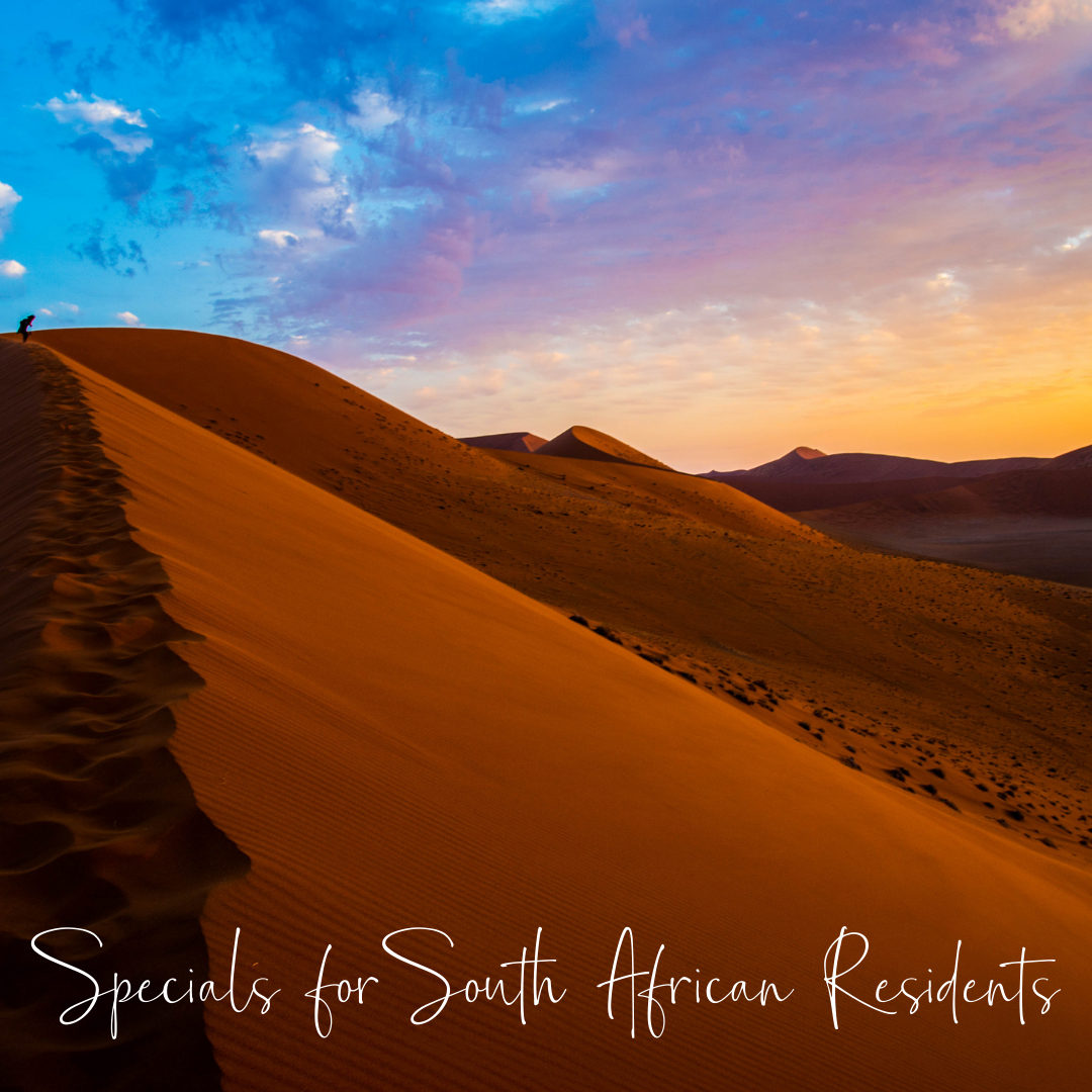 Specials for SA residents